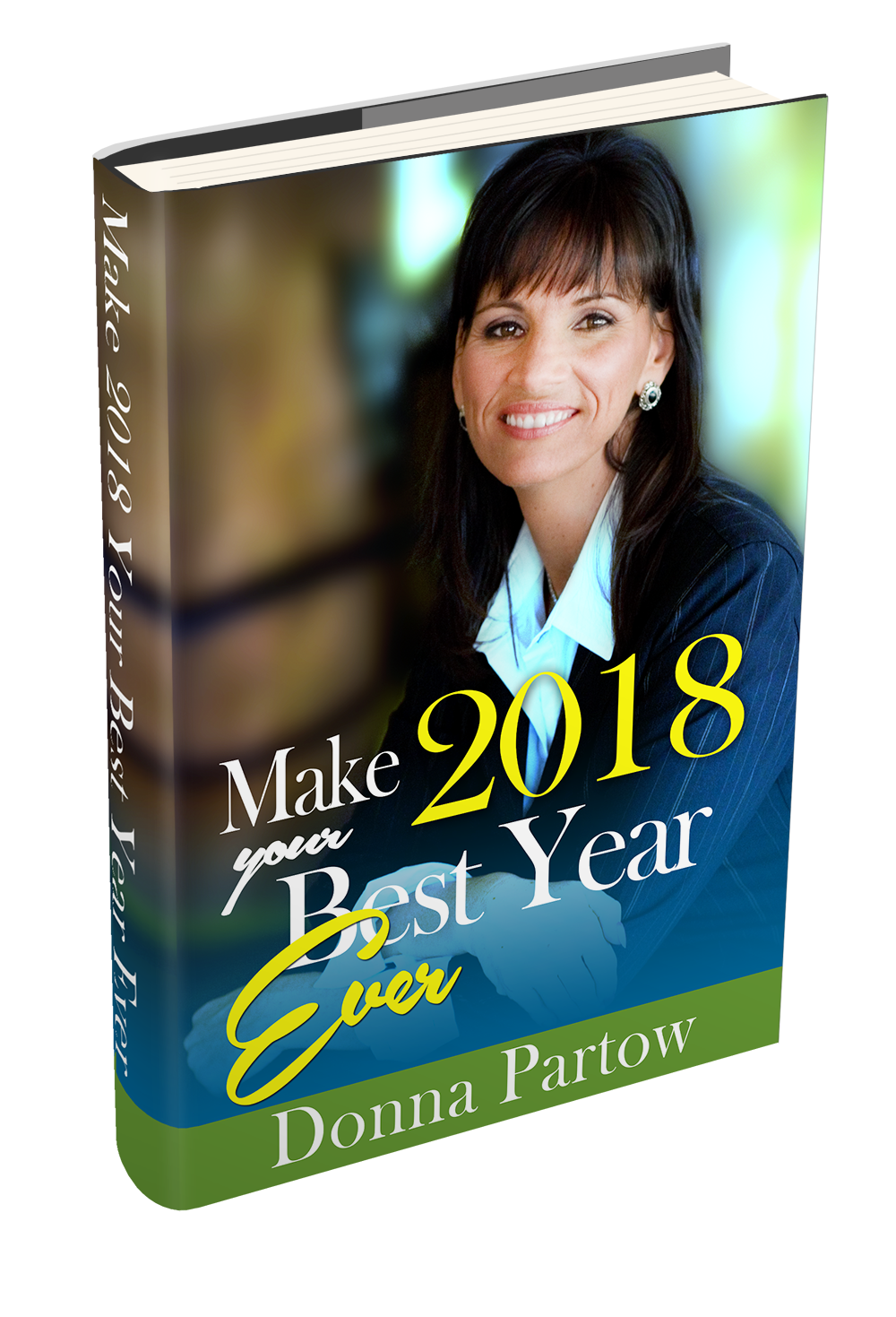 Your Best Year Ever! Free e-book by Donna Partow