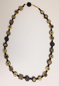 Greek Icthus Necklace