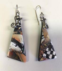Mystery Collage Earrings